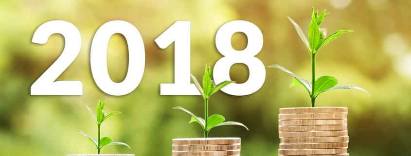 Stawki minimalne 2018