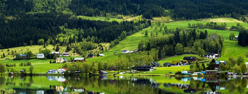 podatki w norwegii 2018