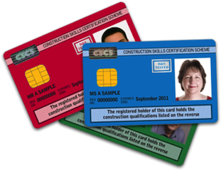 Certyfikat CSCS