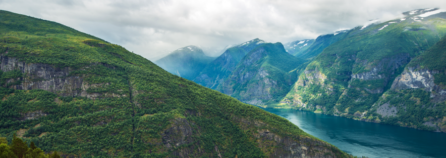 emerytura w Norwegii