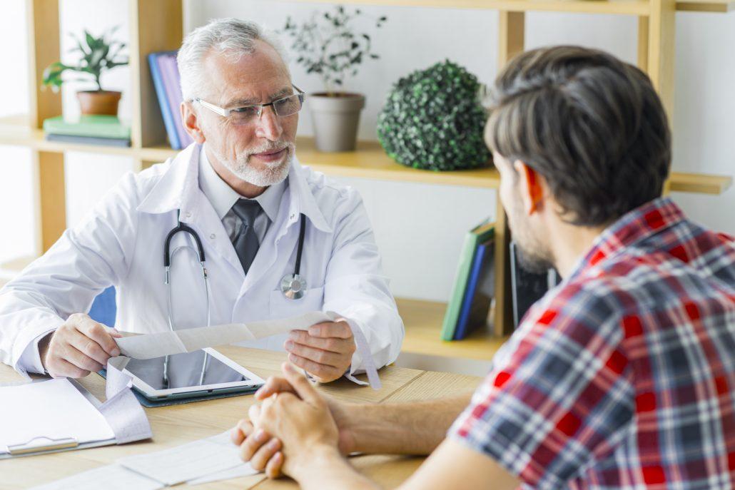 Vizita medicală în Germania