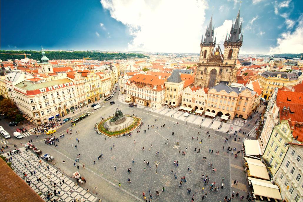 Job-urile din Cehia