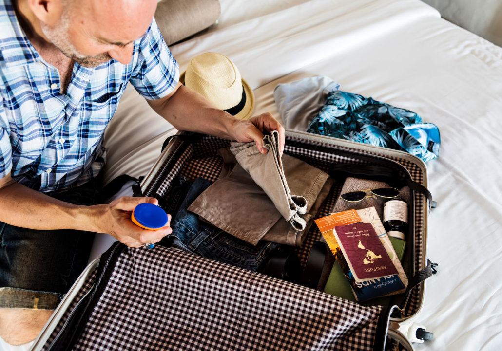 Lista cu lucruri de luat pentru munca în străinătate