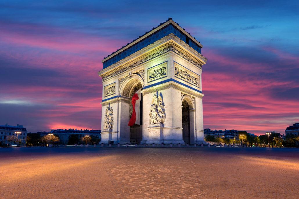 Costul vieții în Franța