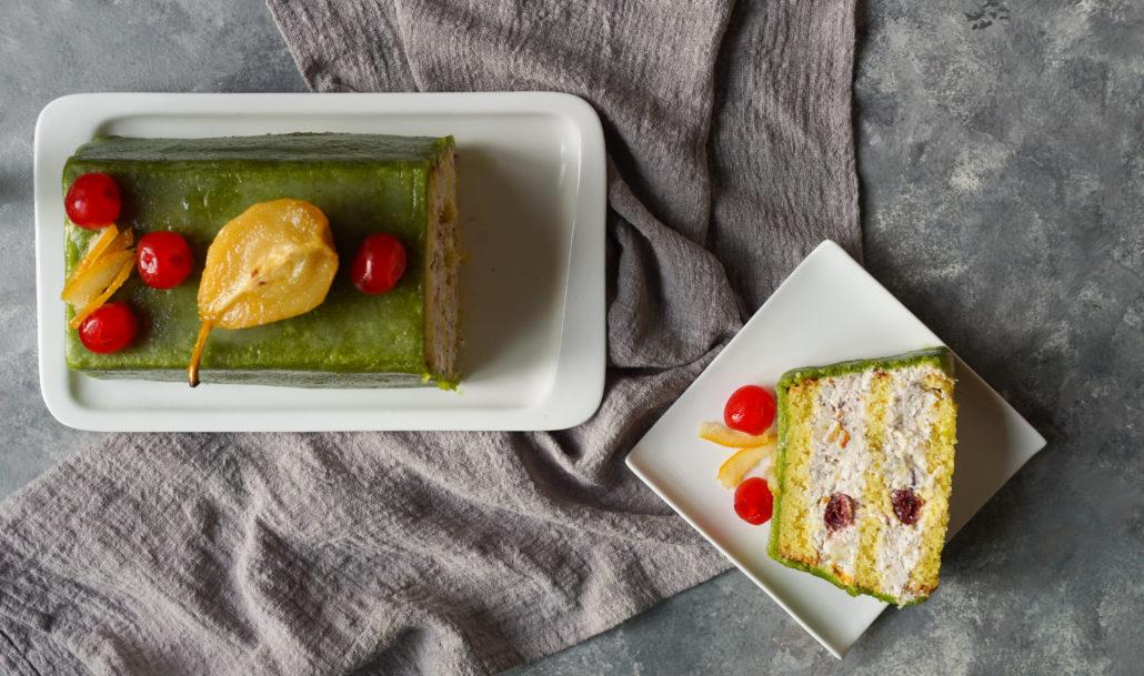 Cassata siciliana - Tradycyjne Wielkanocne ciasto z Palermo i Mesyny