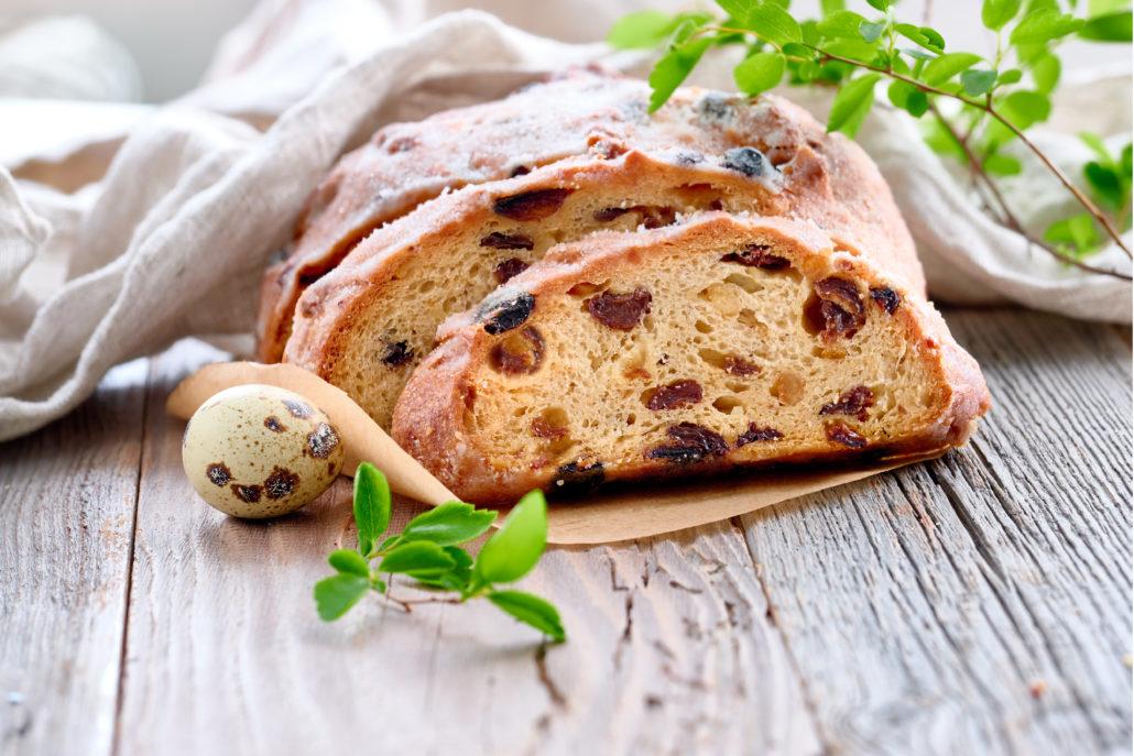 Niemiecki chleb wielkanocny (Osterbrot) - Tradycyjny niemiecki deser