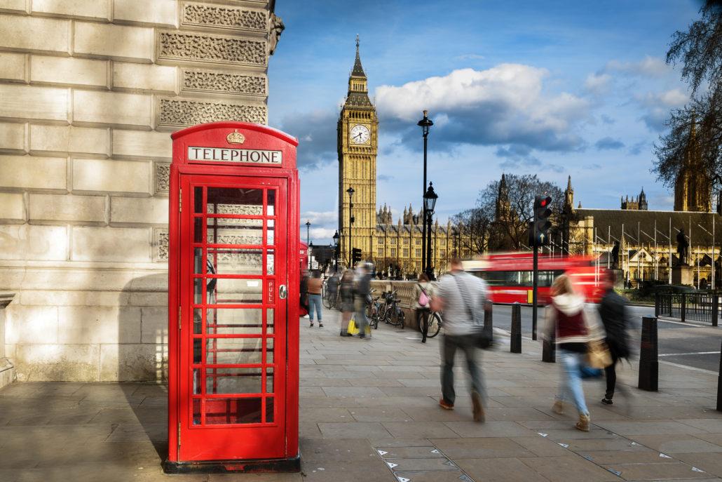 Stawki minimalne w Wielkiej Brytanii