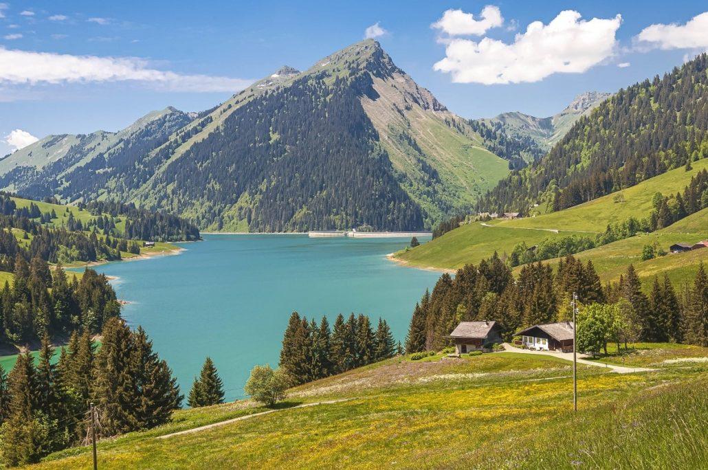loc muncă în Elveția